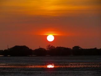 Sunset di Pulau Serangan
